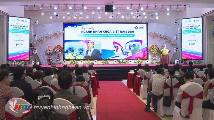 Nghệ An: Hội nghị ngành Nhãn khoa Việt Nam 2019 - Ảnh 1
