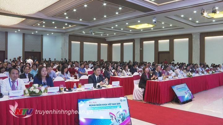 Nghệ An: Hội nghị ngành Nhãn khoa Việt Nam 2019 - Ảnh 2