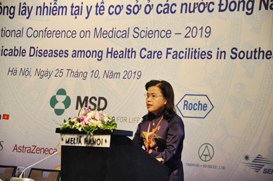 Hội nghị khoa học toàn quốc lần thứ VIII năm 2019 - Ảnh 2