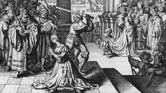 """Bí sử hoàng gia châu Âu: Xử tử hoàng hậu vì tội làm """"phù thủy"""" - Ảnh 6"""