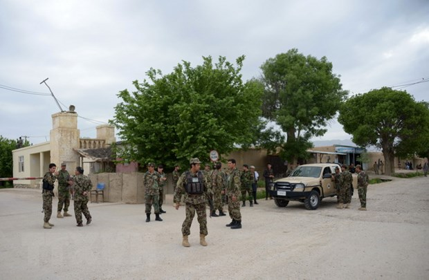 Không quân nước ngoài tiêu diệt 47 phiến quân Taliban ở Afghanistan - Ảnh 1