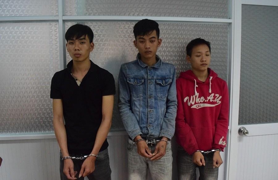 Thừa Thiên-Huế: Bắt 3 đối tượng đột nhập nhà người nước ngoài trộm cắp - Ảnh 1