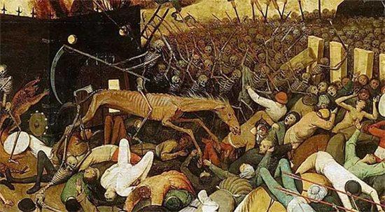 Những đại dịch lớn trên thế giới: Châu Âu gần bị xóa sổ bởi Cái Chết Đen - Ảnh 1