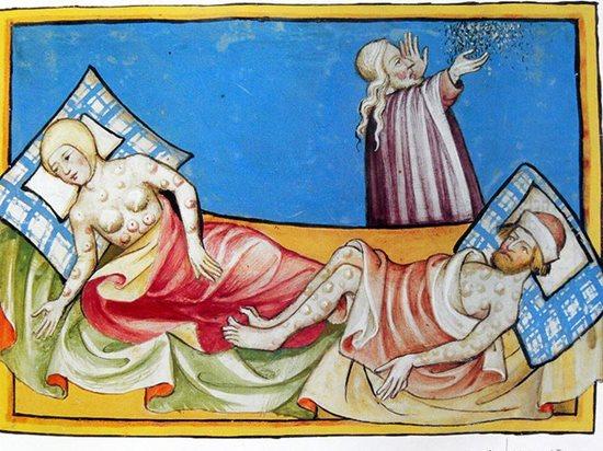 Những đại dịch lớn trên thế giới: Châu Âu gần bị xóa sổ bởi Cái Chết Đen - Ảnh 4