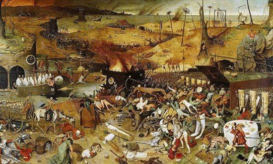 Những đại dịch lớn trên thế giới: Châu Âu gần bị xóa sổ bởi Cái Chết Đen - Ảnh 8