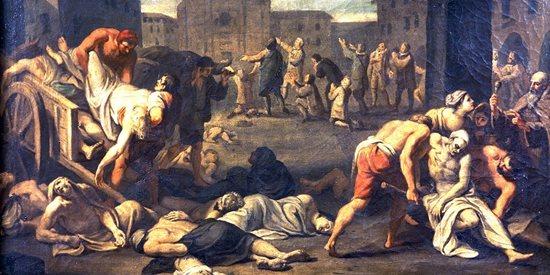 Những đại dịch lớn trên thế giới: Châu Âu gần bị xóa sổ bởi Cái Chết Đen - Ảnh 7