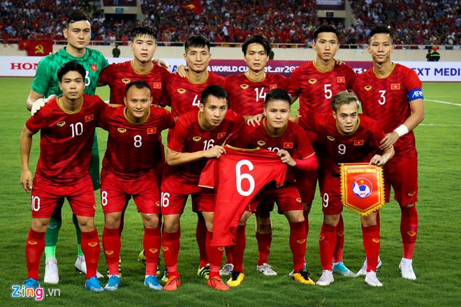 Tuyển Việt Nam thăng bậc lịch sử trên bảng xếp hạng FIFA, người Thái buồn bã vì đội bóng rớt thêm hạng - Ảnh 3