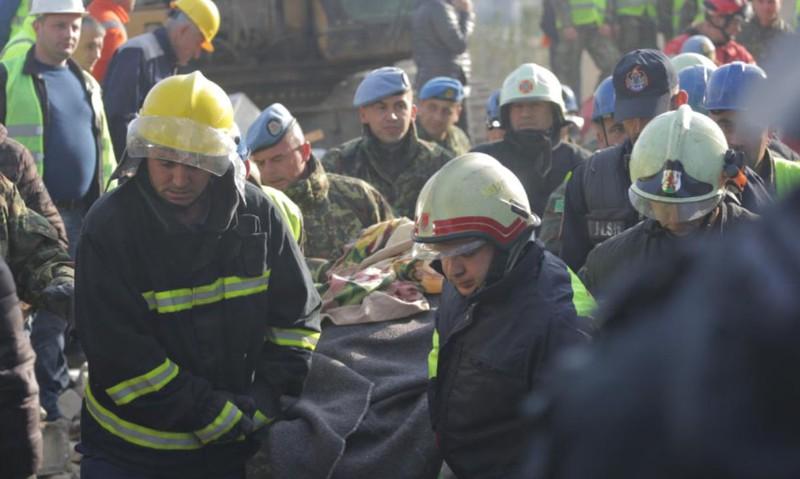 Động đất tại Albania khiến 49 người chết, hơn 750 người bị thương - Ảnh 1