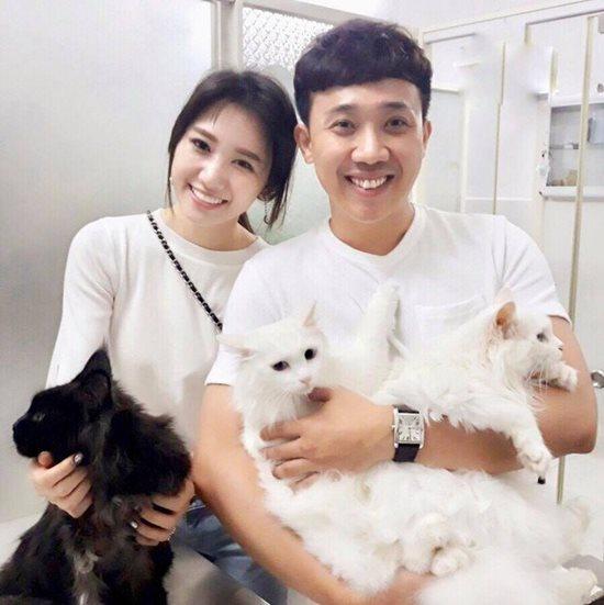 Lóa mắt trước khối tài sản của vợ chồng nghệ sĩ Trấn Thành - Hari Won - Ảnh 11