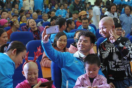Những nụ cười ở Bệnh viện K Tân Triều - Ảnh 5