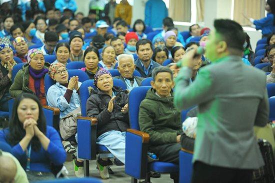Những nụ cười ở Bệnh viện K Tân Triều - Ảnh 6