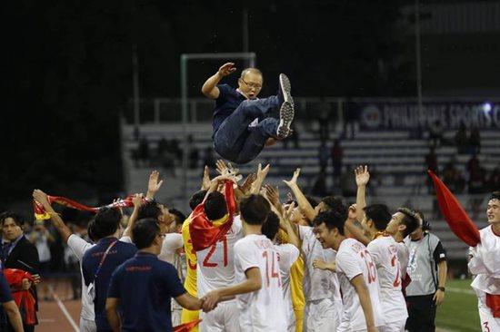 Thầy Park nhận được gì sau 3 năm dẫn dắt đội tuyển Việt Nam - Ảnh 13