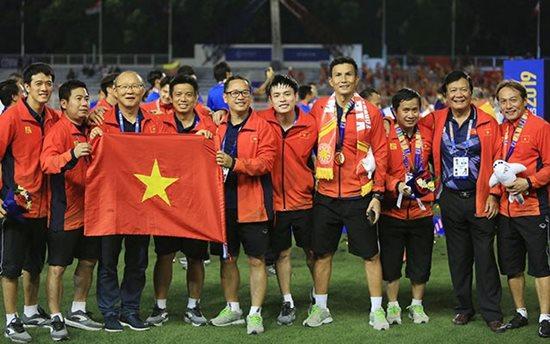 Thầy Park nhận được gì sau 3 năm dẫn dắt đội tuyển Việt Nam - Ảnh 12
