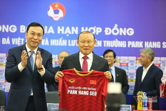 Thầy Park nhận được gì sau 3 năm dẫn dắt đội tuyển Việt Nam - Ảnh 2
