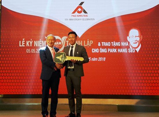 Thầy Park nhận được gì sau 3 năm dẫn dắt đội tuyển Việt Nam - Ảnh 5