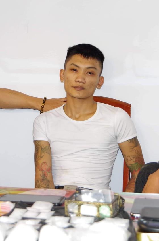 Bắt nam thanh niên 19 tuổi vận chuyển ma túy từ TP.HCM về bán tại Bình Định - Ảnh 1