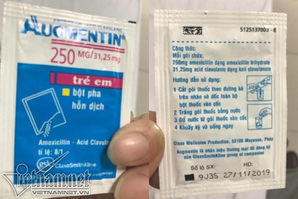 Bị tố dùng thuốc hết hạn cho bệnh nhân: Giám đốc Bệnh viện Nhi Trung ương lên tiếng - Ảnh 1