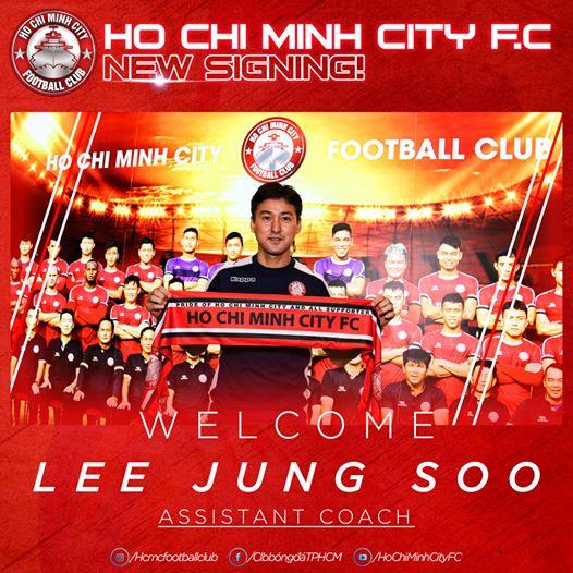Á quân V.League nhận cựu danh thủ Hàn Quốc làm trợ lý HLV - Ảnh 1