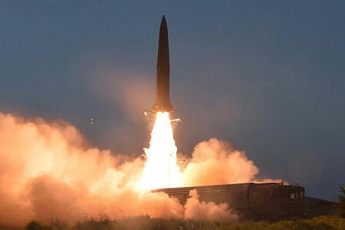 Đài truyền hình Nhật xin lỗi vì đưa tin sai Triều Tiên phóng tên lửa - Ảnh 1