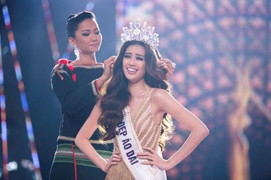 BGK tiết lộ lý do chọn Khánh Vân là Hoa hậu Hoàn vũ Việt Nam 2019 - Ảnh 1