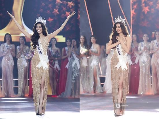 Thành tích đáng nể của tân Hoa hậu Hoàn vũ Việt Nam 2019 Nguyễn Trần Khánh Vân - Ảnh 1