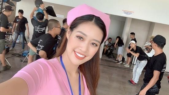 Thành tích đáng nể của tân Hoa hậu Hoàn vũ Việt Nam 2019 Nguyễn Trần Khánh Vân - Ảnh 5