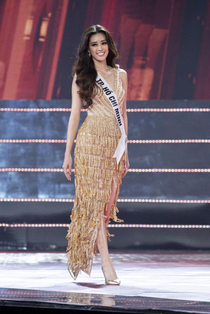 Thành tích đáng nể của tân Hoa hậu Hoàn vũ Việt Nam 2019 Nguyễn Trần Khánh Vân - Ảnh 6