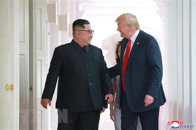 Mỹ-Triều lên kế hoạch đàm phán cấp chuyên viên vào tuần sau - Ảnh 1