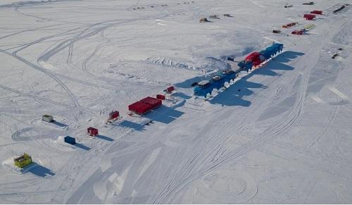 Cảnh báo băng trôi khổng lồ, lớn gấp đôi New York sắp xuất hiện ở Nam Cực - Ảnh 2