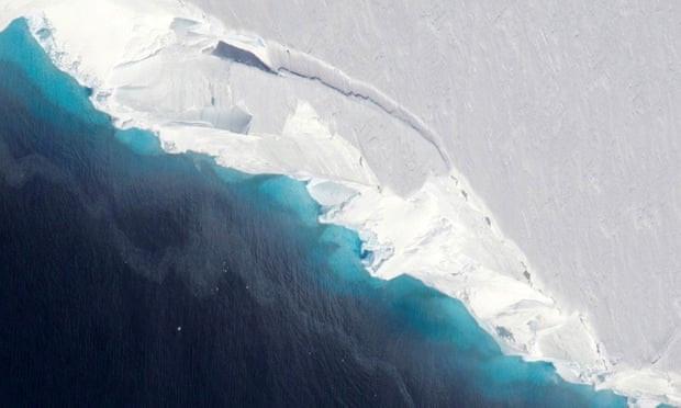 Phát hiện lỗ hổng chứa 14 tỷ tấn băng dưới đáy sông ở Nam Cực - Ảnh 2