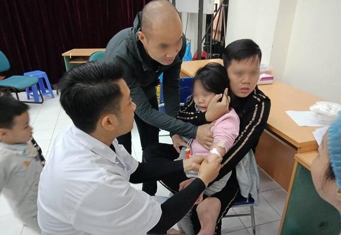 Bắc Ninh: Phát hiện thêm 67 học sinh mắc sán lợn - Ảnh 1