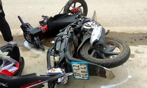 Nghệ An: Trên đường về nhà, thanh niên bị xe ben đâm văng, tử vong tại chỗ - Ảnh 2