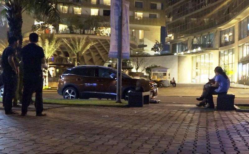 Công an điều tra vụ đập vỡ cửa kính ô tô trộm 600 triệu đồng ở Đà Nẵng - Ảnh 2