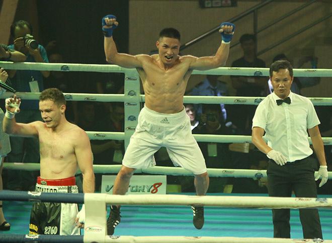 Giải boxing quốc tế Victory8: Võ sĩ quyền anh Việt Nam áp đảo võ sĩ ngoại quốc - Ảnh 1