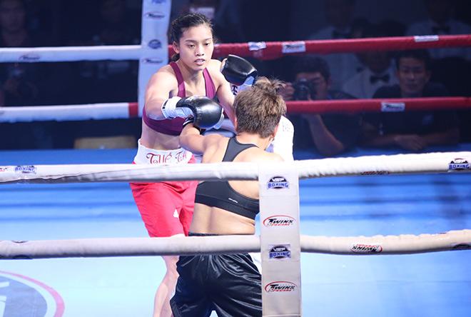 Giải boxing quốc tế Victory8: Võ sĩ quyền anh Việt Nam áp đảo võ sĩ ngoại quốc - Ảnh 2