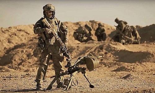 Phiến quân Hồi giáo tiếp tục tấn công vũ trang ở Syria - Ảnh 2