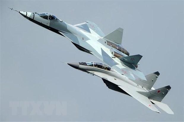 Sự thật việc Nga điều máy bay chiến đấu Su-57 đến Syria để đối đầu với Israel - Ảnh 1