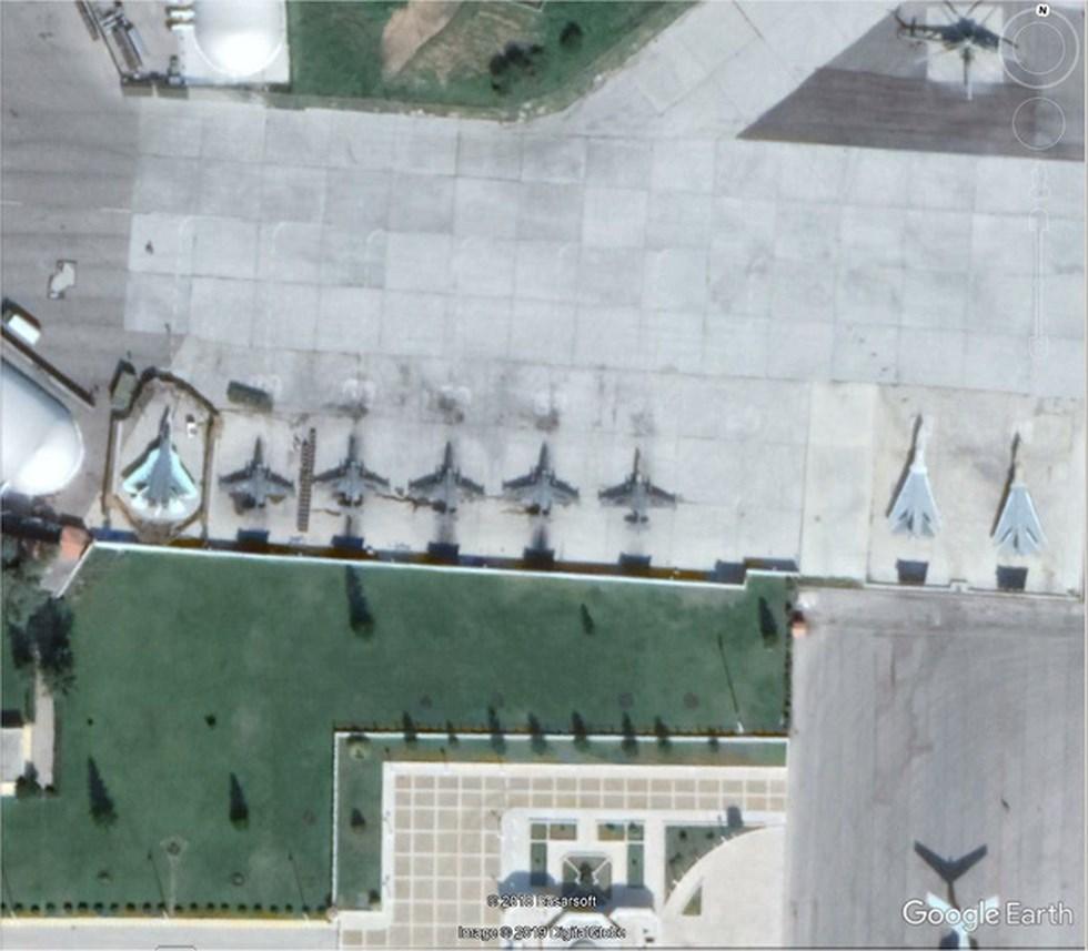Sự thật việc Nga điều máy bay chiến đấu Su-57 đến Syria để đối đầu với Israel - Ảnh 2