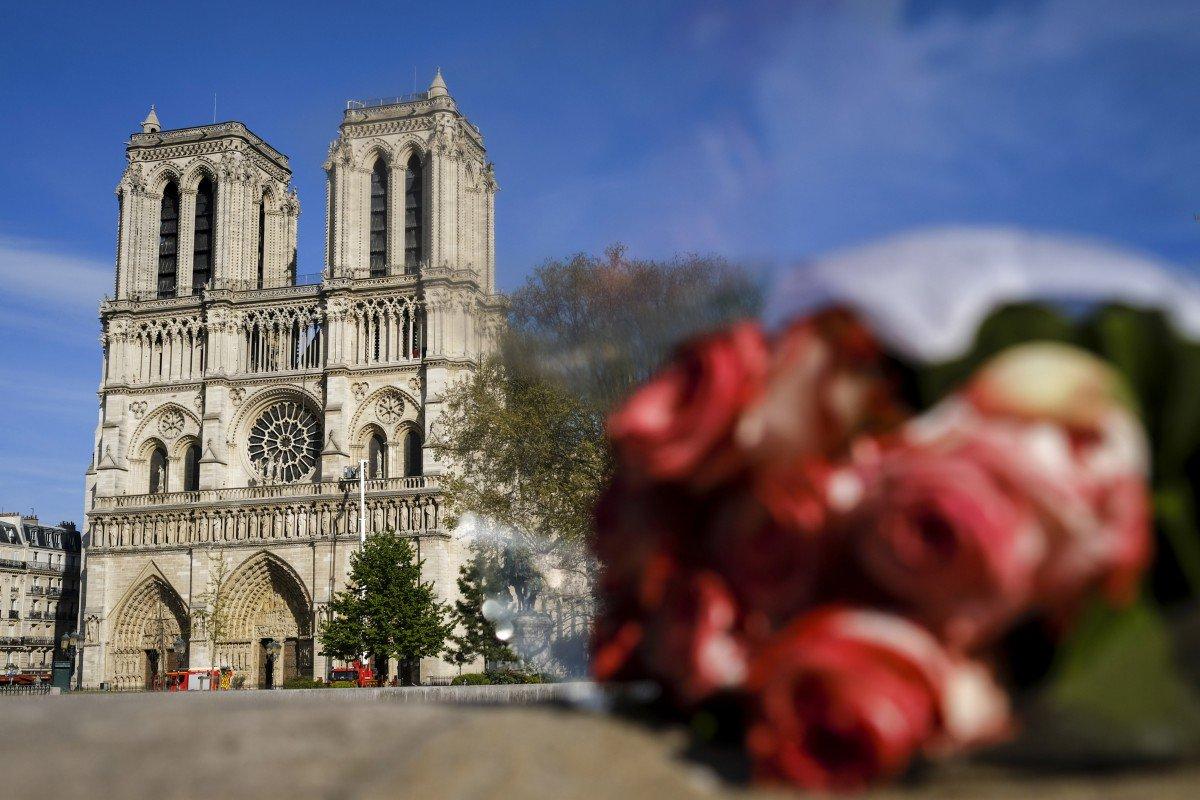 Pháp cảnh báo tình trạng lừa đảo mang danh tài trợ tái kiến thiết Nhà thờ Đức Bà - Ảnh 1