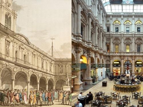 7 kiến trúc nổi tiếng thế giới đã được xây dựng lại sau khi bị khá hủy hoàn toàn - Ảnh 2