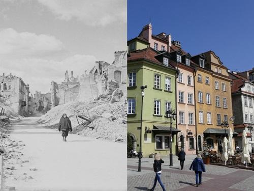 7 kiến trúc nổi tiếng thế giới đã được xây dựng lại sau khi bị khá hủy hoàn toàn - Ảnh 5