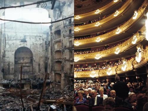 7 kiến trúc nổi tiếng thế giới đã được xây dựng lại sau khi bị khá hủy hoàn toàn - Ảnh 6