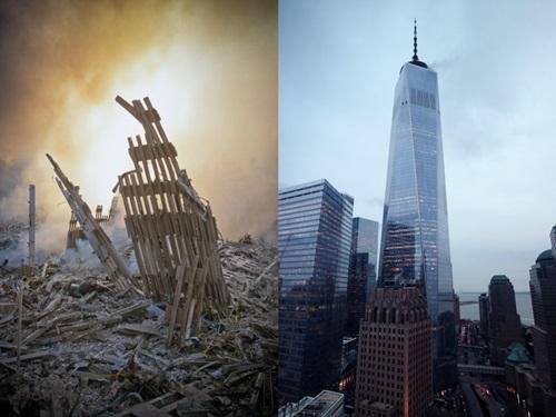 7 kiến trúc nổi tiếng thế giới đã được xây dựng lại sau khi bị khá hủy hoàn toàn - Ảnh 7
