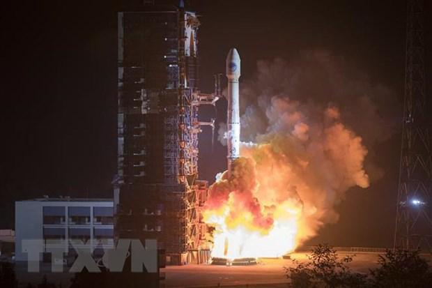 Trung Quốc thành công đưa vệ tinh Bắc Đẩu thứ 44 lên quỹ đạo Trái Đất - Ảnh 1