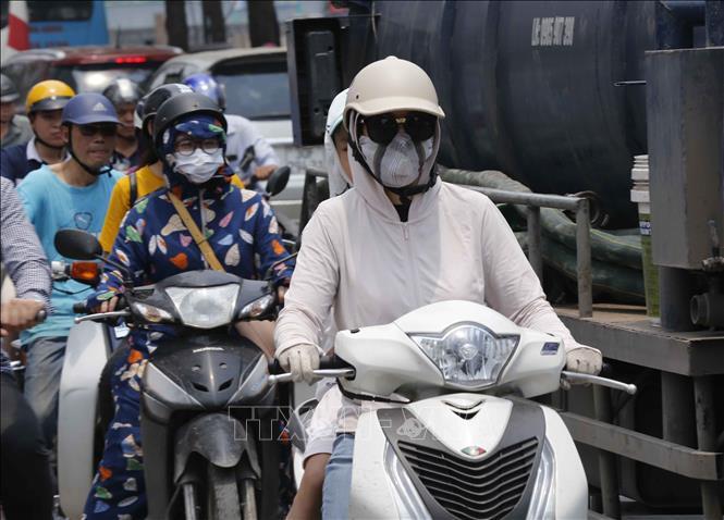 Báo Mỹ: Việt Nam đang trong giai đoạn nắng nóng kỷ lục - Ảnh 1