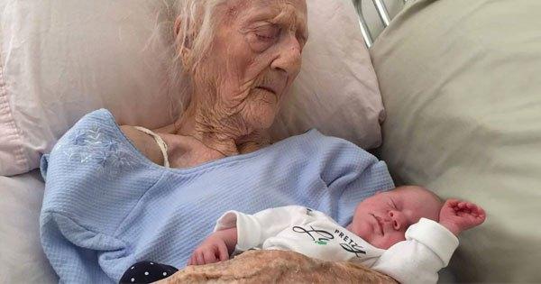 Kỷ lục thế giới: Sản phụ 101 tuổi sinh con thứ 17 dù bị ung thư buồng trứng - Ảnh 1