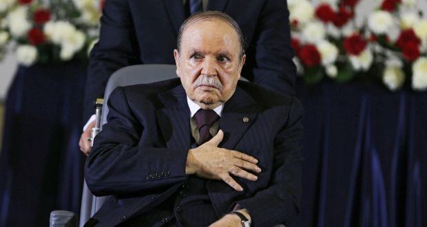 Tổng thống Algeria bất ngờ từ chức sau 2 thập kỷ cầm quyền - Ảnh 1
