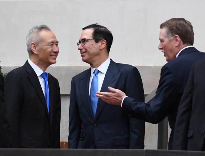 """Ông Trump đe dọa Mỹ sẽ """"mạnh tay"""" hơn nếu Trung Quốc không kí thỏa thuận thương mại - Ảnh 2"""