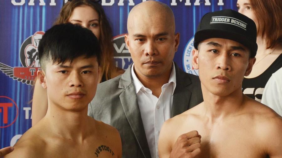 Một năm không tập luyện, võ sĩ Việt vẫn hạ knock-out tay đấm hàng đầu Trung Quốc sau 15 giây - Ảnh 1