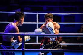 Một năm không tập luyện, võ sĩ Việt vẫn hạ knock-out tay đấm hàng đầu Trung Quốc sau 15 giây - Ảnh 2